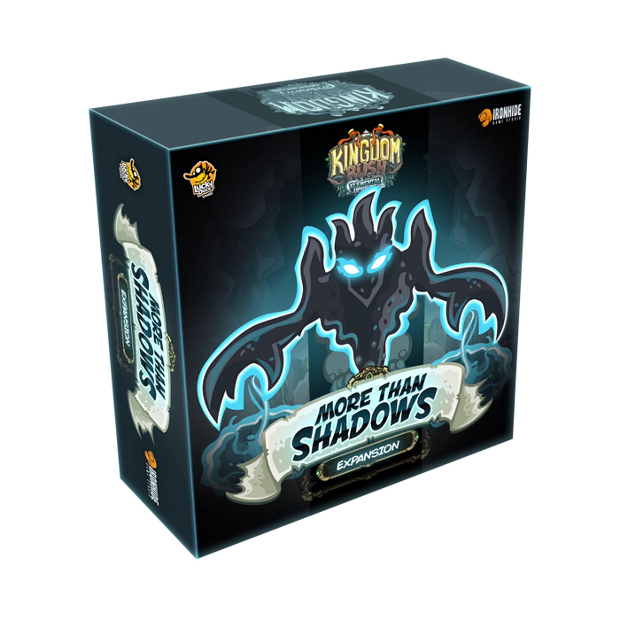 Kingdom Rush: Elemental Uprising: More Than Shadows