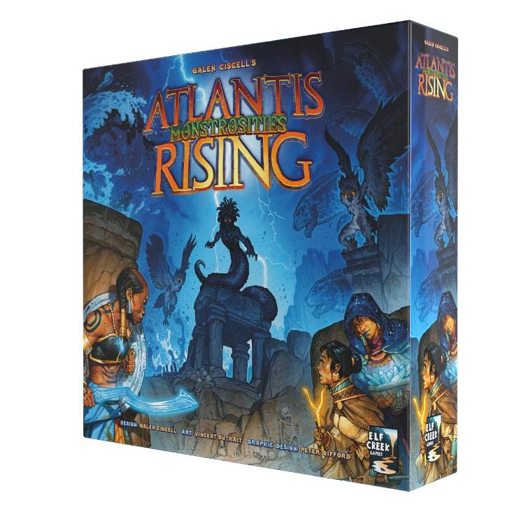 Atlantis Rising 2nd Edition Elf Creek Games