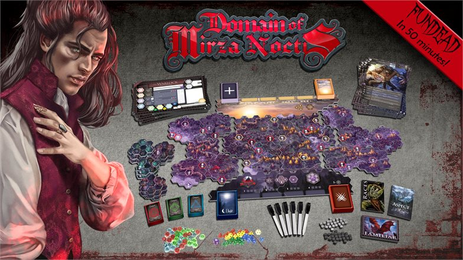 HEXplore It: The Domain of Mizra Noctis