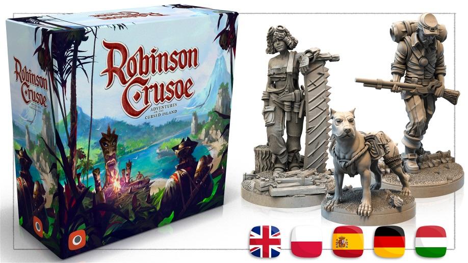 Robinson Crusoe: Collector's Edition
