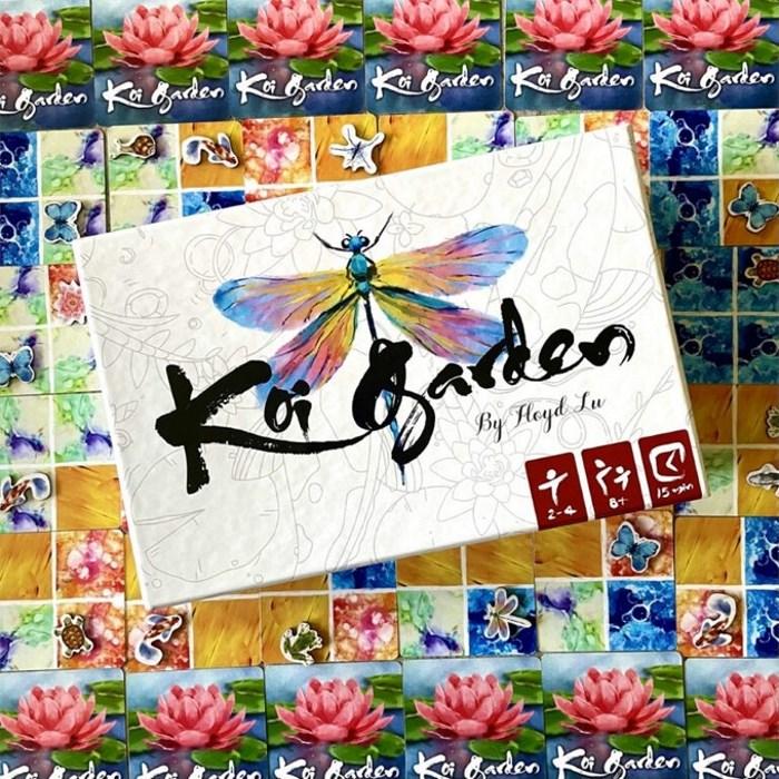 Koi Garden - Harmonious gardening card game