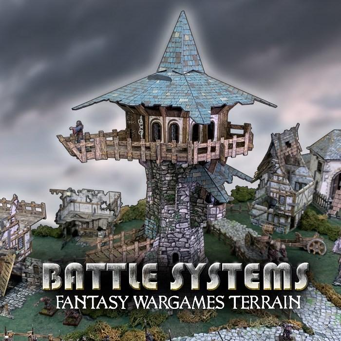 Fantasy Wargames Terrain