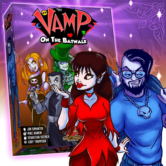 Vamp on the Batwalk