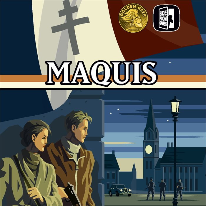 Maquis:  2nd Edition