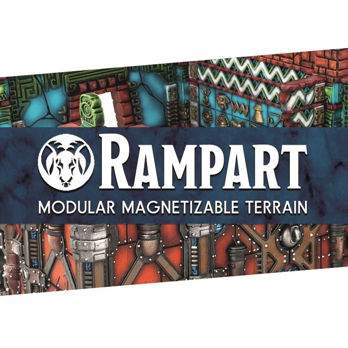 Rampart - Stylish and modular terrain