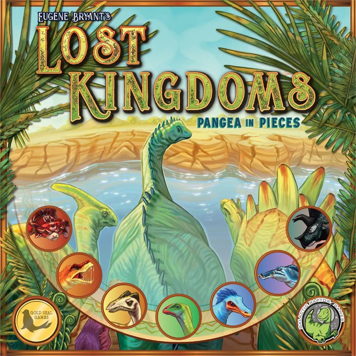 Lost Kingdoms: Pangea in Pieces