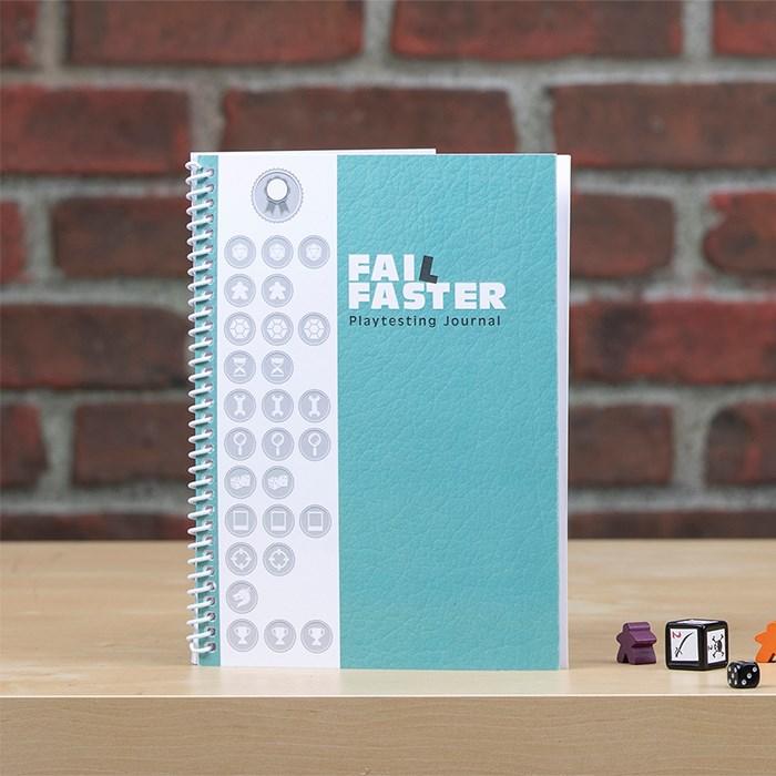 Fail Faster Playtesting Journal