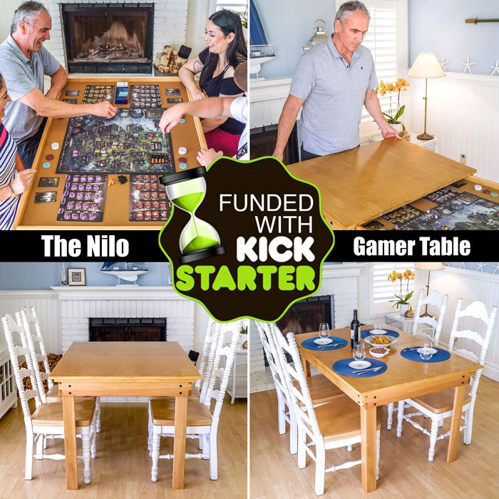 Nilo Gaming Tables & Accessories