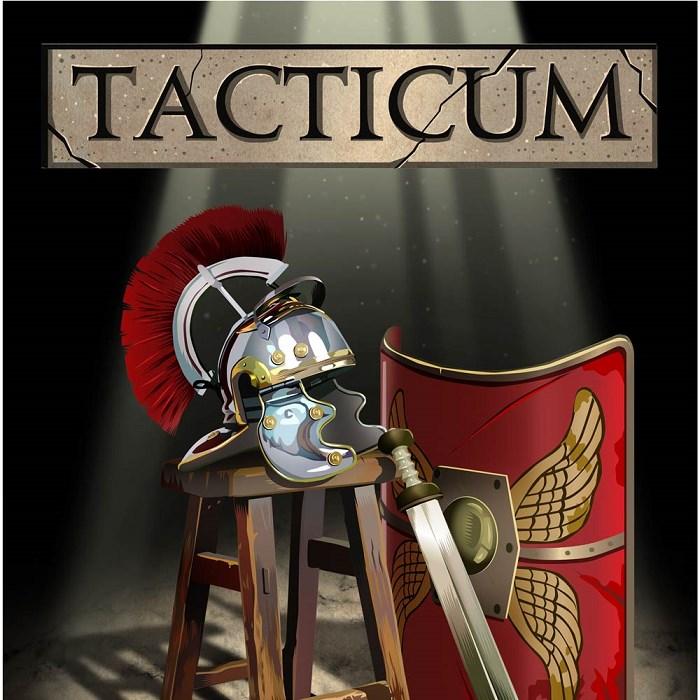Tacticum : 2-player strategy, multi-scenario and solo scenario