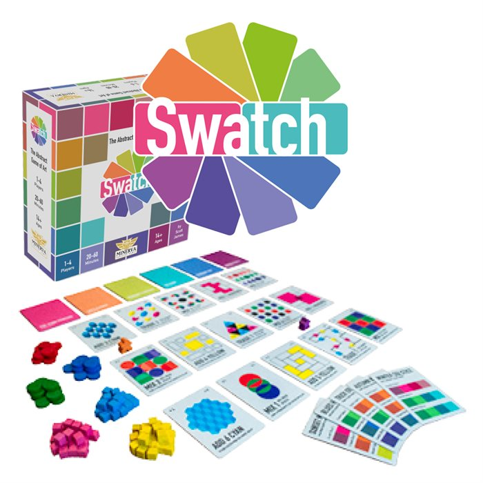 Swatch: the abstract game of art