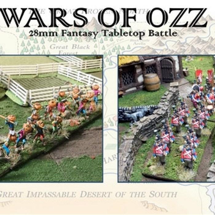 Wars of Ozz