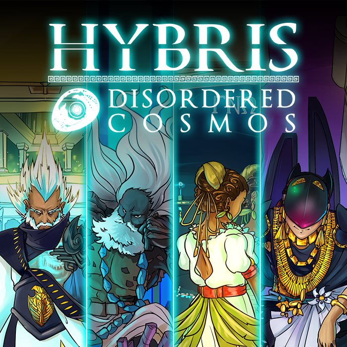 Hybris - Disordered Cosmos