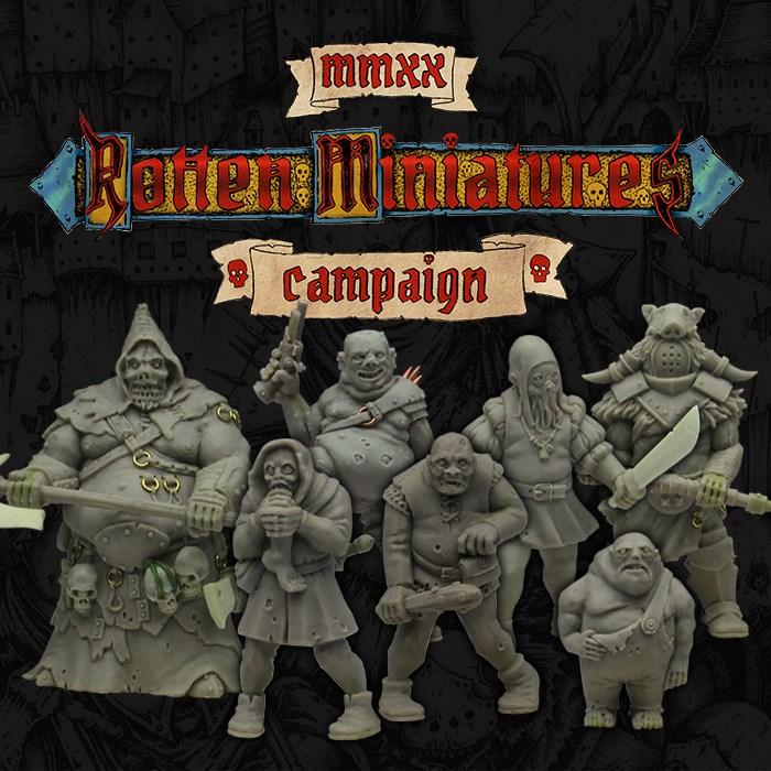 Rotten Miniatures MMXX