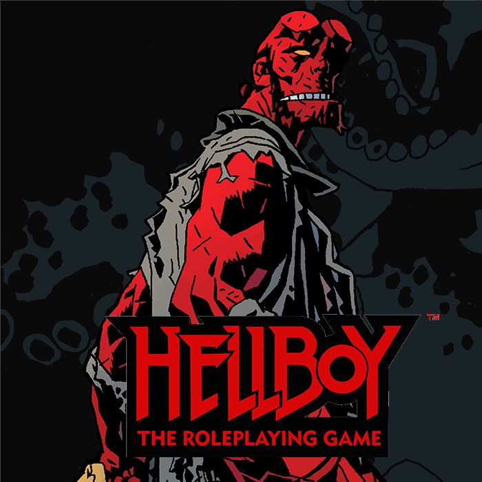 Hellboy: The Roleplaying Game