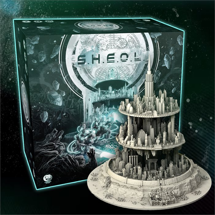 Sheol Board Game