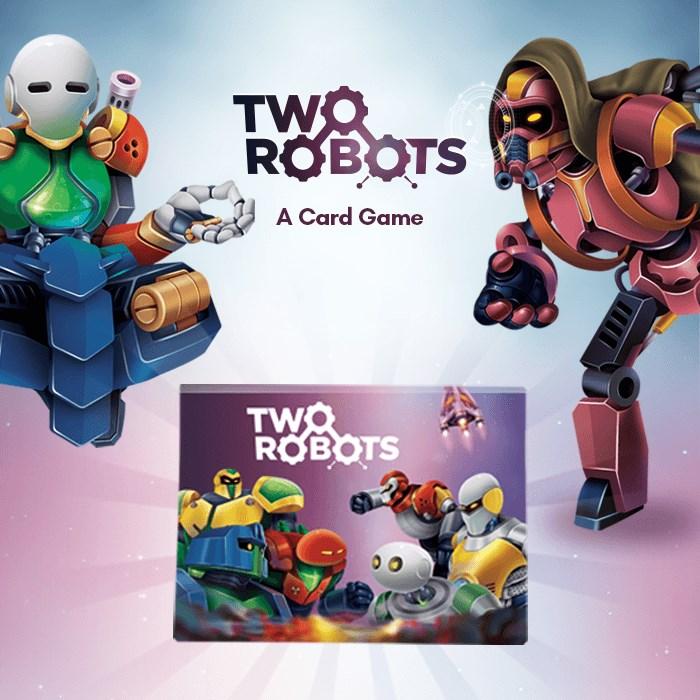 Two Robots, an original sci-fi game
