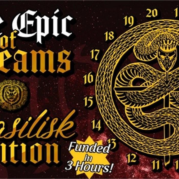 The Epic of Dreams RPG: Basilisk Edition