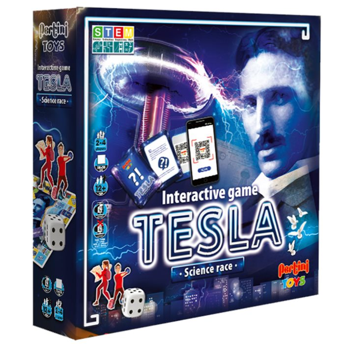 Tesla Science Race