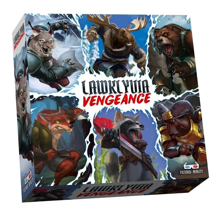 Lawklivya: Vengeance