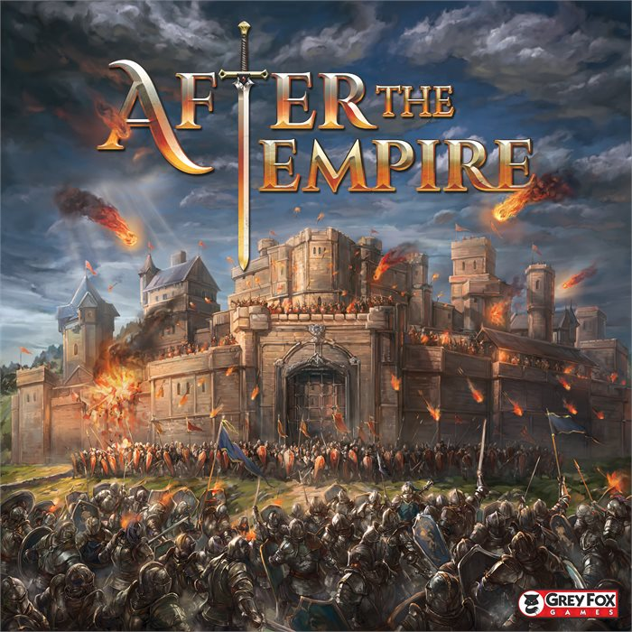 After the Empire - Deluxe version reprint